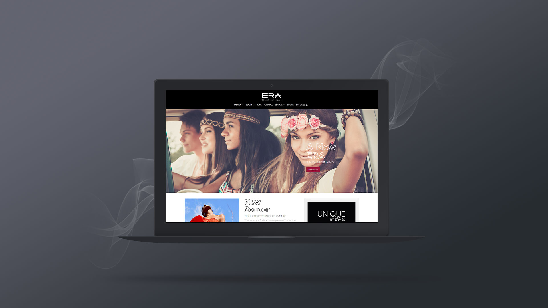 ERA Cyprus Website Design
