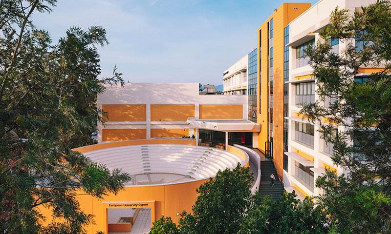 European University Cyprus premises