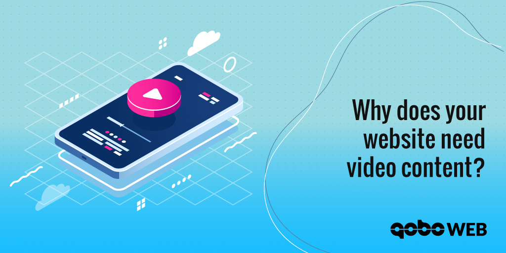 Why does your website need video content?
