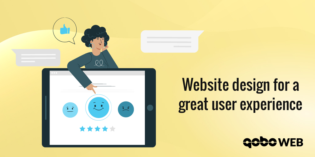 Website Design for a Great User Experience