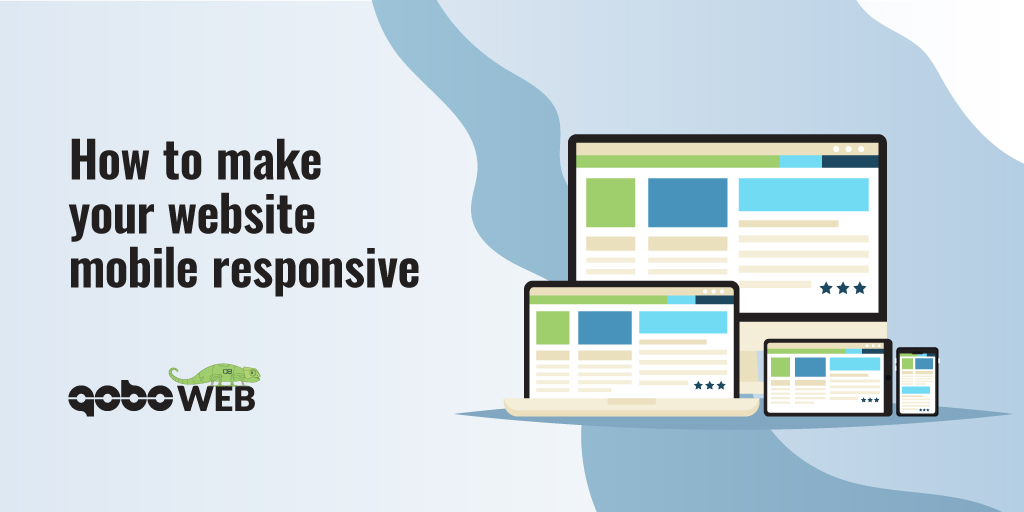 How to make your website mobile responsive