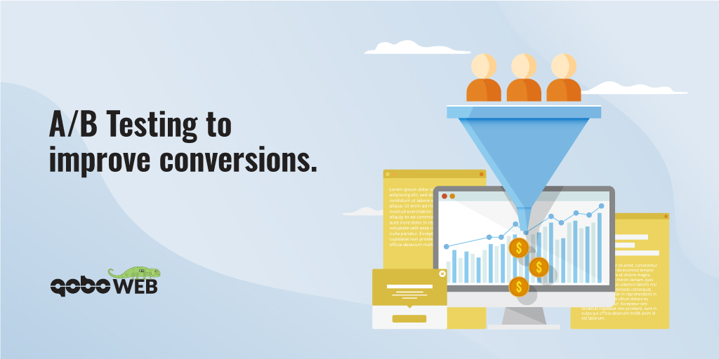 A/B Testing to improve conversions